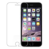 Iphone 6 Best Deals - Tempered Glass Screen Scratch Protector Guard for Apple Iphone 6(Clear)
