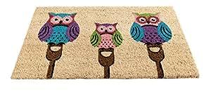 Gardman 82679 Paillasson Owl
