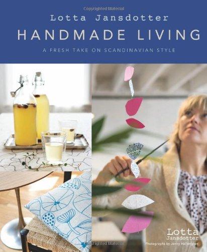 Lotta Jansdotters Handmade Living por Lotta Jansdotter