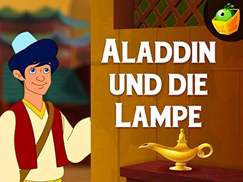 Aladdin und die Lampe - Aladdin-serie