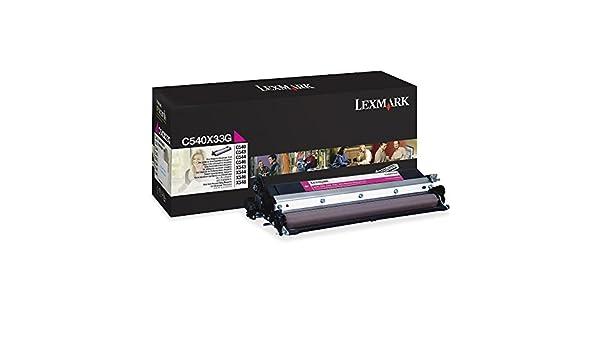 Lexmark C540X33G Imprimante de d/éveloppement
