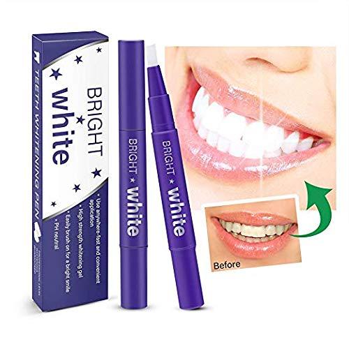 -Pack), 20+ Gebrauch, effektiv, schmerzlos, keine Empfindlichkeit, effektiv gelbe Zähne entfernen, Kaffeeflecke07 ()
