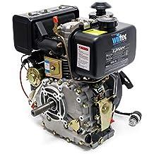 LIFAN C178FD Motor Diesel 4,4kW 6CV 25mm alternador y E-Start