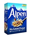 Weetabix Alpen Müsli ohne Zucker 560 g, 1er Pack (1 x 560 g), Verpakung variieren