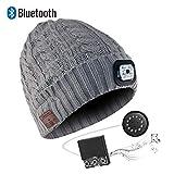Best Accessori di alimentazione Vivavoce Bluetooth - HK Cappello con luci a LED,Cappello Musicale Bluetooth,Stereo Review