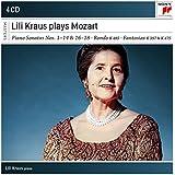 Lili Kraus plays Mozart Piano Sonatas