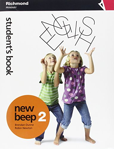 NEW BEEP 2 STUDENT'S PACK NACIONAL - 9788466825214 por Vv.Aa