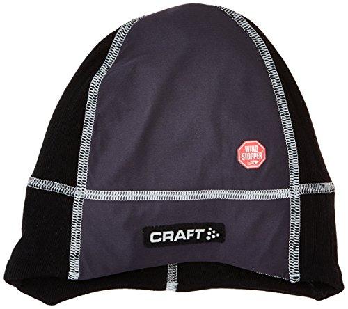 Craft - Cappello sottocasco Windstopper, nero (nero), L/XL