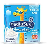 PediaSure Powder, Vanilla, 2 Count-14oz cans