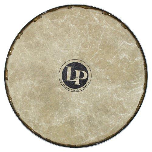 Latin Percussion LP263AP Fiberskyn Synthetischer Bongo-Kopf, 17,8 cm (Lp Köpfe Bongos)