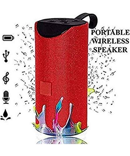Viya Products T&G TG113 Splashproof Portable Mega Bass Bluetooth Home Speaker Compatible with All Smartphones Model 101703