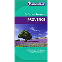Gv (Nl) Provence Degroene Reisgids