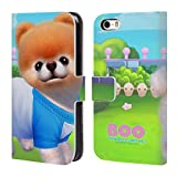 Best Cutest I Phone 5 Cases - Official Boo-The World's Cutest Dog Happy Character Art Review