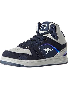 KangaROOS Unisex-Kinder K-Baskled Ii Hohe Sneaker