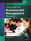 Study skills for business and management students (Successful Studying)
