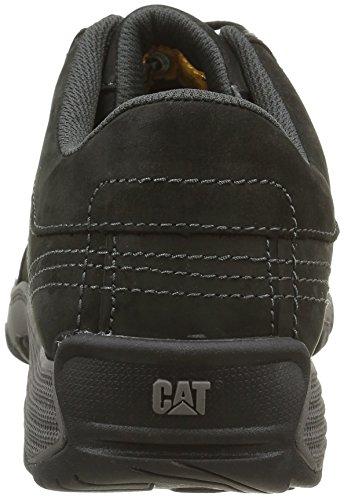Caterpillar Eon, Baskets Basses Homme Noir (Black)