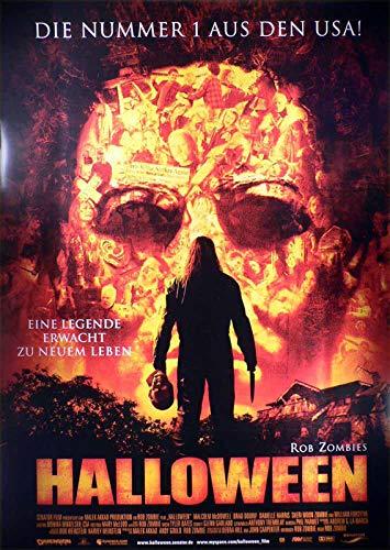 Halloween - Scout Taylor-Compton - Filmposter A1 84x60cm gerollt