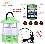 Density Collection Bug Zapper Indoor Mosquito Killer Lamp