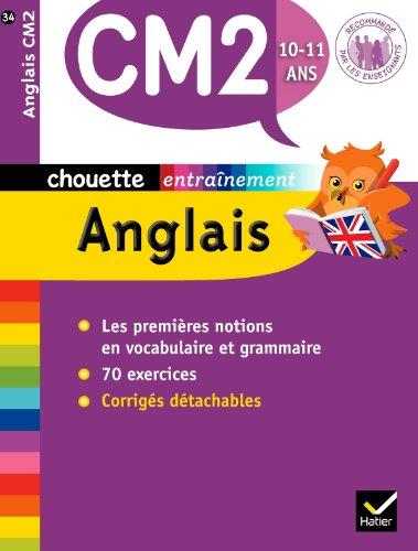 Chouette - Anglais CM2