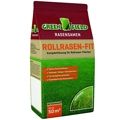 Greenfield Rollrasen-Fit, 3