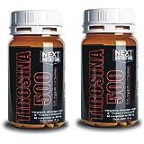 2 paquet de Tyrosine avec plus de comprimés de vitamine B1 de 60 à 51 grammes. Forte acide aminé stimulant. Chaque...