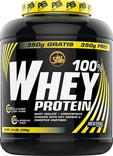 All Stars 100% Whey Protein (2350 g)