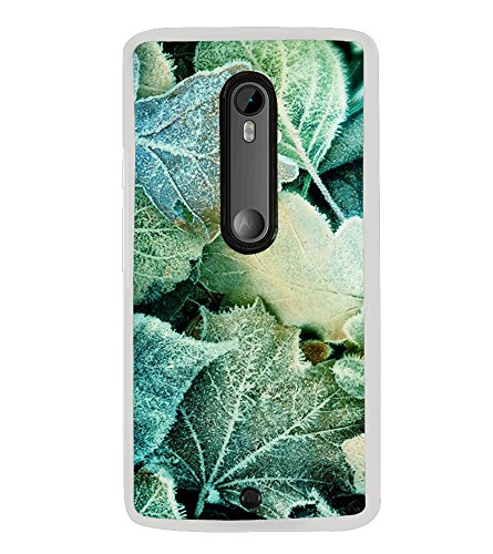 PrintVisa Designer Back Case Cover for Motorola Moto X Play (We hart it autumn)