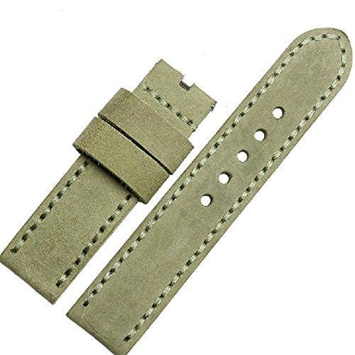 correa-para-reloj-de-pulsera-24-mm-piel-extra-gruesa-hecha-a-mano-color-verde