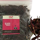 Delight Foods Byadgi Whole Chilli - 250 gm