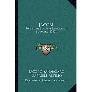 Jacobi: Sive Actii Syngeri Sannazarii Poemata (1782)