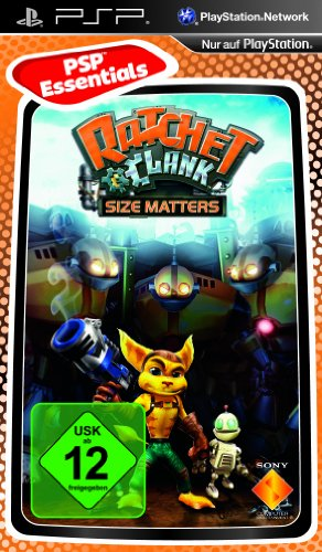 Ratchet & Clank: Size Matters [Essentials] - [Sony PSP]