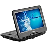 from Bush Bush 12 Inch Swivel Screen Portable DVD Player - Black Model na