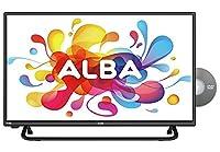 Alba 28 Inch HD Ready Freeview HD TV/DVD Combi - Black
