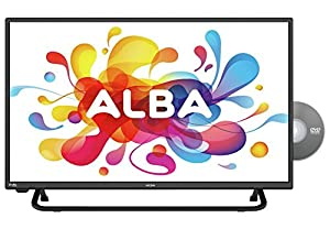 Alba 28 Inch HD Ready Freeview HD TV/DVD Combi - White