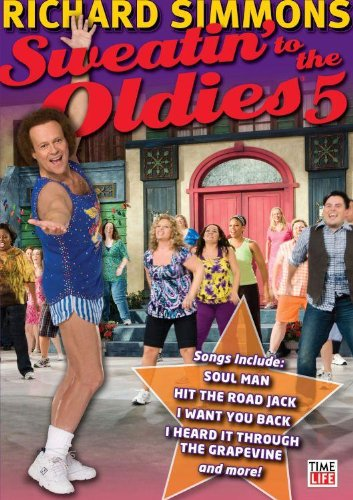 Sweatin to the Oldies 5 [DVD] (2010) Simmons, Richard (japan - Simmons Sweatin Richard