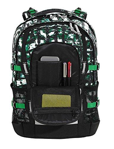 4You Basic Schulrucksack Jump 328 Miami Squares 328 miami squares - 8