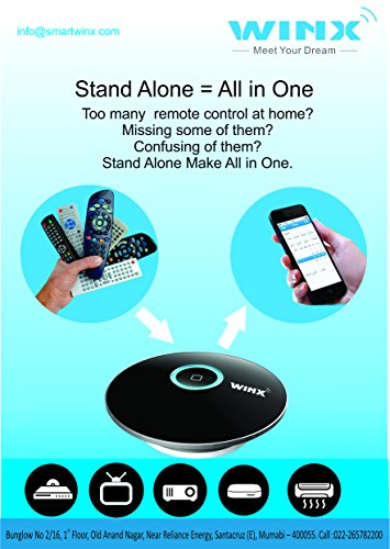 Winx winx-sa0 Wireless Home Automation - Best Price in India
