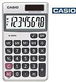 Casio SL300SV batteria solare-Calcolatrice tascabile, 8 cifre, schermo