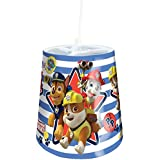 Paw Patrol tapered shade, ceiling light
