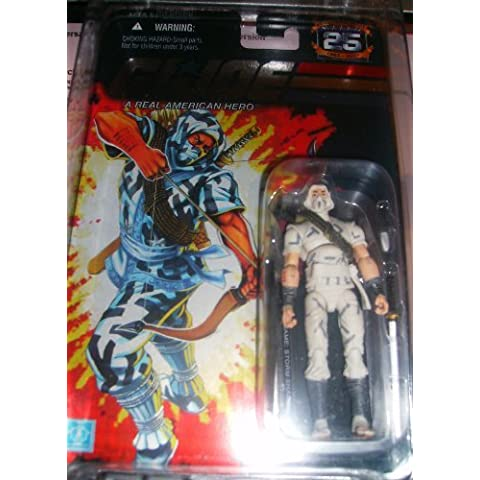 Gi Joe 25th Anniversary Wave 1 Storm Shadow Foil Card Version by G. I. Joe