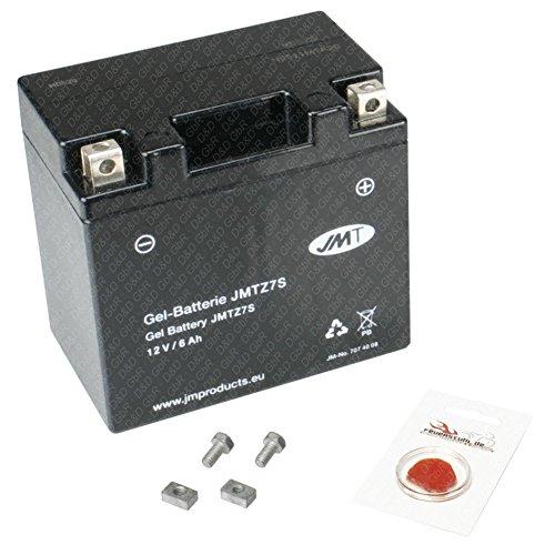 Gel-Batterie SH 125 i Mode, 2014 (Typ JF41), wartungsfrei, inkl. Pfand €7,50