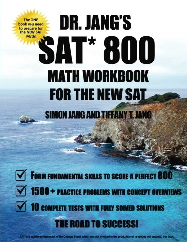 Dr Jang Sat 800 Math Workbook For The New Sat Epub