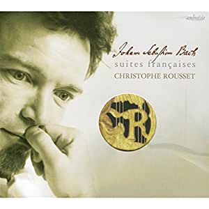 Bach: French Suites (BWV 812-817) /Rousset