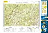 508-2 Puerto de Navacerrada. Mapa Topográfico Nacional 1:25.000