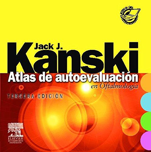 Atlas de autoevaluación en oftalmología + Online access por J.J. Kanski