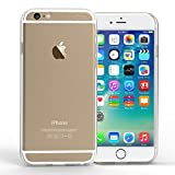 79be3a9ac3 Yousave Accessories® Gel Cover - Carcasa para Apple iPhone 6 (con paño de  Limpieza