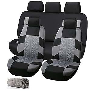 housse de si ge auto universelle coussins pour si ge voiture paississement auto. Black Bedroom Furniture Sets. Home Design Ideas