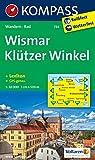 Wismar - Klützer Winkel: Wanderkarte mit KOMPASS-Lexikon und Radwegen. GPS-genau. 1:50000 (KOMPASS-Wanderkarten, Band 734)