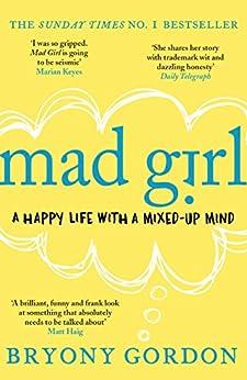 Mad Girl by [Gordon, Bryony]