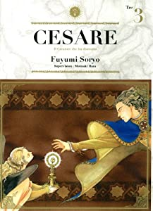Cesare Edition simple Tome 3